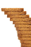 Bread rusks royalty free stock images
