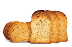 Bread rusks Royalty Free Stock Photography