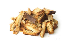 Bread rusks Royalty Free Stock Photos