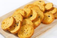 Bread rusks Royalty Free Stock Photos