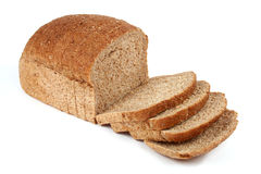 Bread from rye flour Royalty Free Stock Photography
