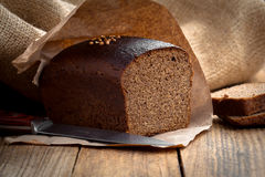 Bread rye Royalty Free Stock Images