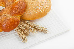 Bread Rye Spikelets Stock Image
