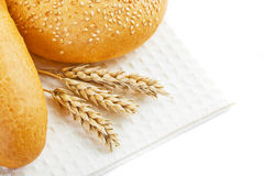 Bread Rye Spikelets Royalty Free Stock Photos