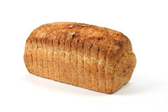 Bread from rye and wheat flour Royalty Free Stock Photography