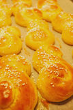 bread saffron Στοκ φωτογραφία με δικαίωμα ελεύθερης χρήσης