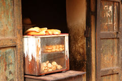 Bread for sale Royalty Free Stock Photos