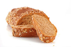 Bread with       seeds Stock Photos