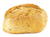 Bread with seeds Royalty Free Stock Images