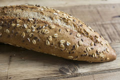 Bread with seeds and nuts Royalty Free Stock Photos