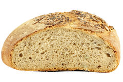 Bread with seeds Royalty Free Stock Photography