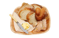 Bread selection Royalty Free Stock Image