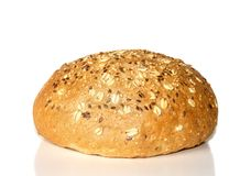 Bread with seven cereals Royalty Free Stock Photography