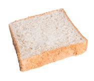 Bread slice on a background Stock Images