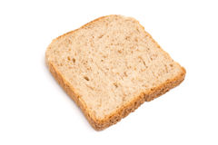 Bread Slice Isolated Royalty Free Stock Images