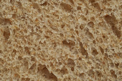 Bread slice texture Royalty Free Stock Images