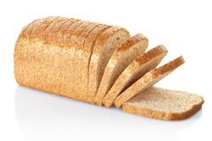 Bread sliced Royalty Free Stock Photo