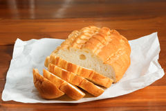 Bread sliced Royalty Free Stock Image