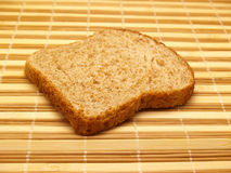Bread slices. 