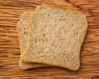 Bread slices Royalty Free Stock Photos