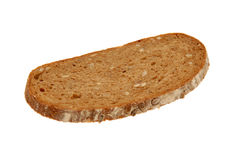 bread slide Arkivbilder