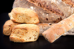 Bread Specialties Royalty Free Stock Photography