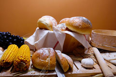Bread specialty Royalty Free Stock Images