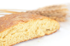 Bread and spikes Royalty Free Stock Photo