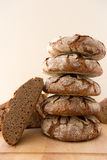 Bread stack Royalty Free Stock Image