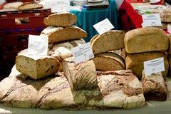 Bread Stall royalty free stock photo