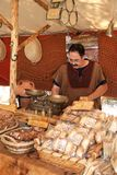 Bread stall, Barbate. Stock Photography