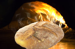 Bread steaming Stock Photos