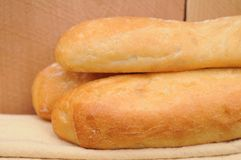 Bread stick Royalty Free Stock Images