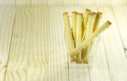 Bread stick Royalty Free Stock Photography