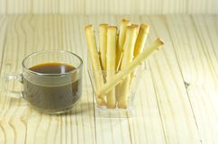 Bread stick Stock Images