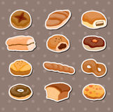 Bread stickers Royalty Free Stock Images