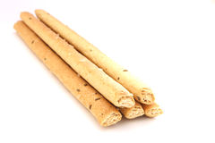 Bread sticks Stock Image