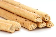 Bread sticks Stock Photo