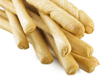 Bread sticks Royalty Free Stock Photo