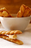 Bread sticks Royalty Free Stock Photography