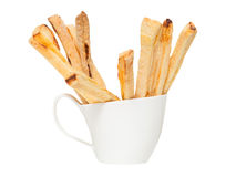 Bread sticks with cheese Royalty Free Stock Image
