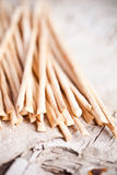 Bread sticks grissini Royalty Free Stock Photography