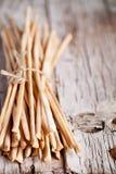 Bread sticks grissini torinesi Stock Images