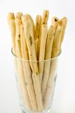 Bread sticks rosemary Royalty Free Stock Photo