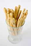 Bread sticks rosemary Royalty Free Stock Photography
