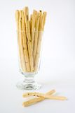 Bread sticks rosemary Stock Images