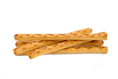 Bread sticks Royalty Free Stock Images