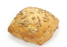Bread with sunflower seed Royalty Free Stock Photo