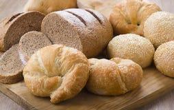 Bread symphony Stock Image