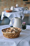 Bread on the Table Royalty Free Stock Image